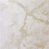 White Marble Vinyl Tile 40 Pc Adhesive Kitchen Flooring - Actual 12'' X 12'' on sale