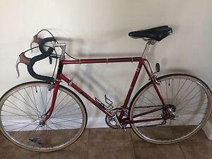 Image Is Loading SR Semi Pro 1982 Vintage Road Bike Red