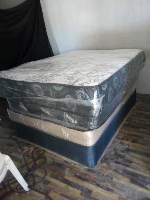 Brand new queen mattress