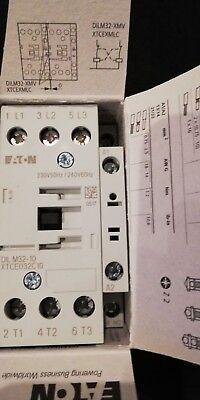 MOELLER//EATON DILM25-10 XTCE025C10F 230V50HZ,240V60HZ