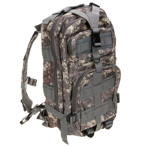 25L Military Molle Camping Backpack Tactical Camping Hiking Travel Bag Outdoor