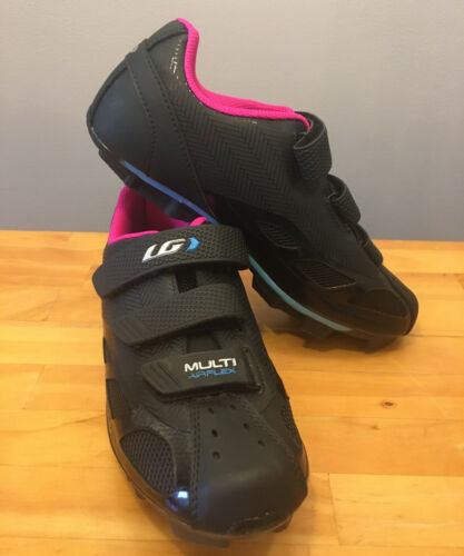 New Garneau Women/'s Multi Air Flex Cycling Shoes US Sizes 7,8,10,11.5 Available