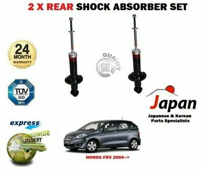 FOR HONDA FRV FR-V 1.7 1.8 2.0 2.2 CDT 2004-/> 2X REAR SHOCK ABSORBER SHOCKER SET