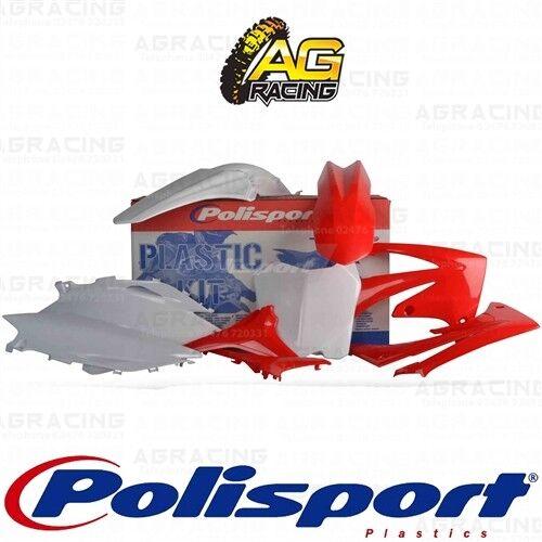 Polisport Plástico Caja Kit Para Honda CRF 250R OEM Color 2010 CRF 450R 2009-2010