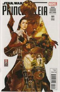 PRINCESS-LEIA-1-Mark-Brooks-1-50-Variant-Marvel-Star-Wars