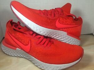 nike epic react flyknit 2 red