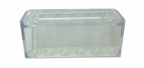Parts /& Pieces A Lego Transparent WINDSCREEN 2X6X2-6245195