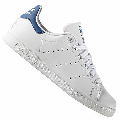 adidas Originals Stan Smith S74778 Sneaker Blau/Weiß Turnschuhe Damen-Schuhe