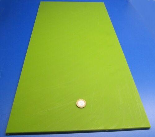 "Oil Filled Green Cast .375/"" x 12/"" x 24/"" 3//8/"" Nylon Sheet Oilon"