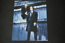 JOHNNY HATES JAZZ  signed Autogramm 20x25 cm In Person