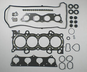 FOR HONDA ACCORD 2.0 2.4 06 07 TOP CAM VALVE ROCKER COVER GASKET SALOON ESTATE