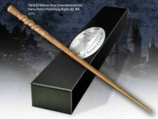 Official Harry Potter The Wand of Percy Weasley with Nameplate Noble Collection