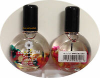 Blue Cross Blossom - Cuticle Oil With Real Flowers 1fl Oz - Choose Your Favorite