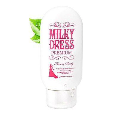 Milky Dress The White Premium 100g / Korean cosmetics