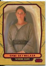 Star Wars Galactic Files Red Parallel #16 Shmi Skywalker