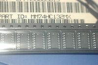 National Mm74hc132mx 14-pin Soic 74hc132d 74hc132 Lot Quantity-10