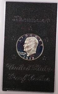 1972-S-Proof-40-Silver-Eisenhower-IKE-Dollar-Coin-with-Original-US-Mint-Box