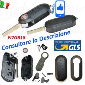 Chiave-Telecomando-Guscio-FIAT-500-L-PUNTO-EVO-PANDA-LANCIA-MUSA-YPSILON-logo