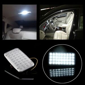 36led white vehicle car interior roof light dome cabin ceiling light useful 39 ebay. Black Bedroom Furniture Sets. Home Design Ideas