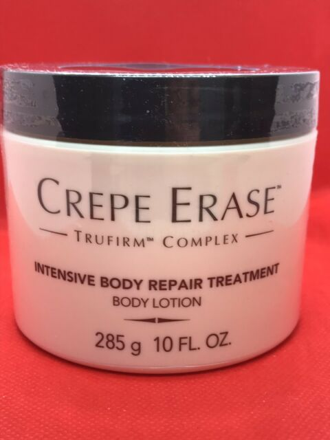 Crepe Erase Intensive Body Repair Treatment 10 FL. OZ Made In USA Free Shipping