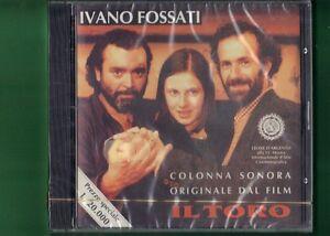 IL-TORO-OST-COLONNA-SONORA-CD-NUOVO-SIGILLATO