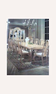 Bernhardt Atrium Court complete dining room set 15 pcs | eBay