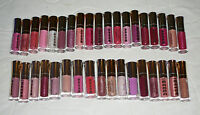 Buxom Bare Escentuals Minerals Full On Color Lip Polish Cream Gloss Travel Size