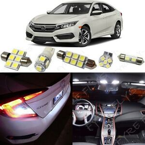white led interior lights reverse package 2016 2019 2020 2021 honda civic tool ebay details about white led interior lights reverse package 2016 2019 2020 2021 honda civic tool