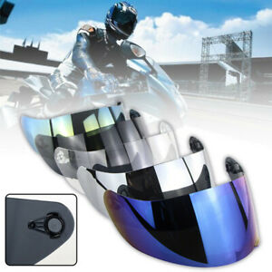 Anti-glare/UV Full Face Shield Lens Visor for Motorcycle Helmet AGV K1 K5 K3SV