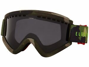 8637a70de9a NEW  100 ELECTRIC EYEWEAR EGV SKI SNOWBOARD GOGGLES G.I. JOE CAMO ...