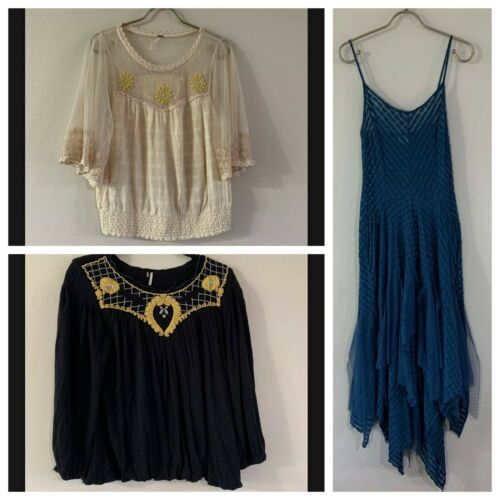 Lot Of 3 Free People Tops & Intimately Free People