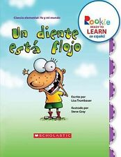 Un Diente Est Flojo (a Tooth Is Loose) (Rookie Ready to Learn Espaol) -ExLibrary