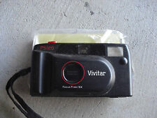 Vintage 35 mm Camera Vivitar PS 120  with Booklet