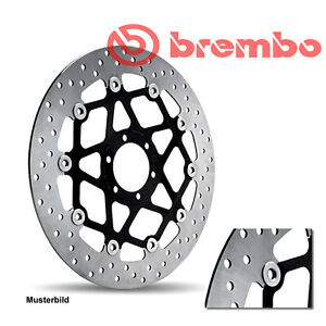 BREMBO-ORO-Disco-de-freno-Suzuki-Gsxr600-06-07-GSXR750-GSXR1000-05-con-ABE