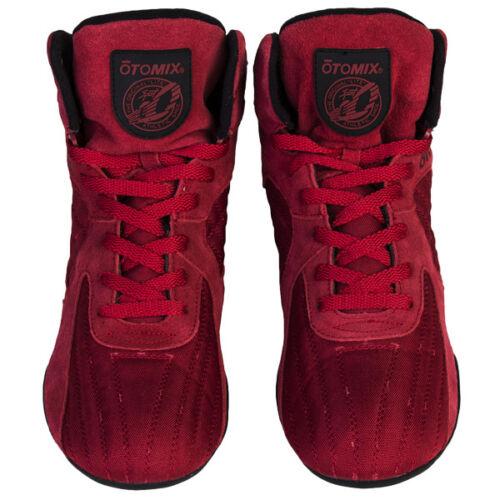 Otomix STINGRAY ESCAPE Rot Red Fitness Bodybuilding MMA Box Kampf Schuhe Sneaker