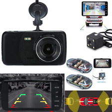 Cansonic UltraDuo Z1 Dual Lens Dash Cam Car Camera Dashboard Digital Driving