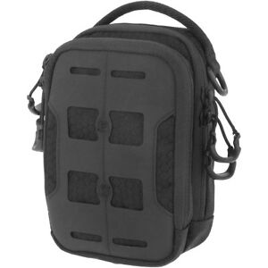 Maxpedition-Agr-Compact-Admin-Pouch-Hex-Ripstop-Nylon-Armee-Utilitaire-Noir