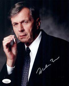 WILLIAM-B-DAVIS-Signed-X-FILES-8x10-Photo-IN-PERSON-Autograph-JSA-COA-Cert
