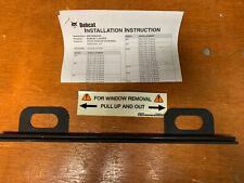 Bobcat Rear Window External Removal Kit 6725946 S650 T650 S590 T770