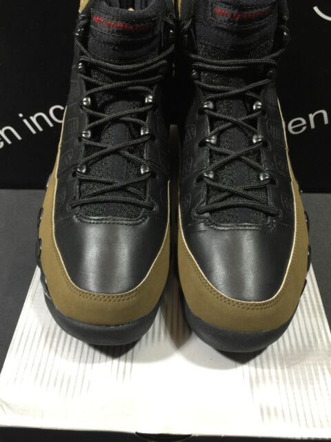 Authentic Nike Air Jordan 9 IX Olive 2002 New Deadstock Size 12