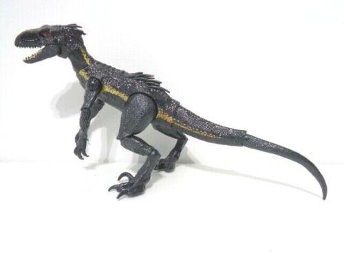 JURASSIC WORLD Dino rivali indoraptor Dinosauro Giocattolo Figure-completamente Poseable