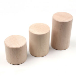 Ø8028mm Furniture Feet möbelfuß Cabinet Feet schrankfuß Wood Beech-Beech Wood