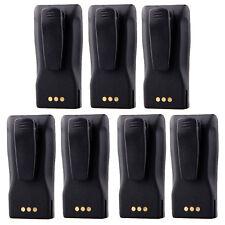 7pcs NNTN4496 NNTN4497 Battery for Motorola CP040 CP140 CP150 CP160 CP180 CP200