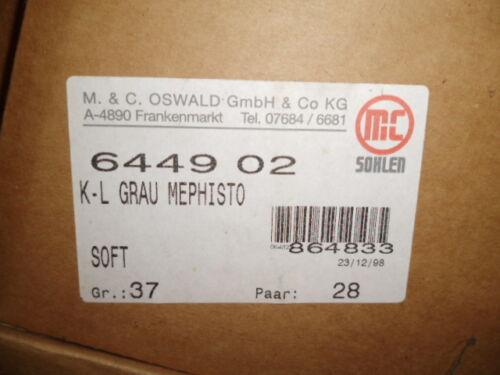 Gr.35-Gr 40 Mephisto,Schuhmacher neu 10 Paar,Kork-Leder-Einlegesohle