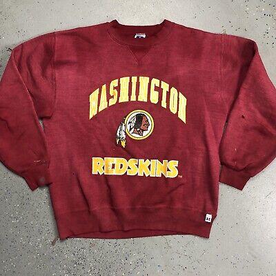 redskins crewneck sweatshirt