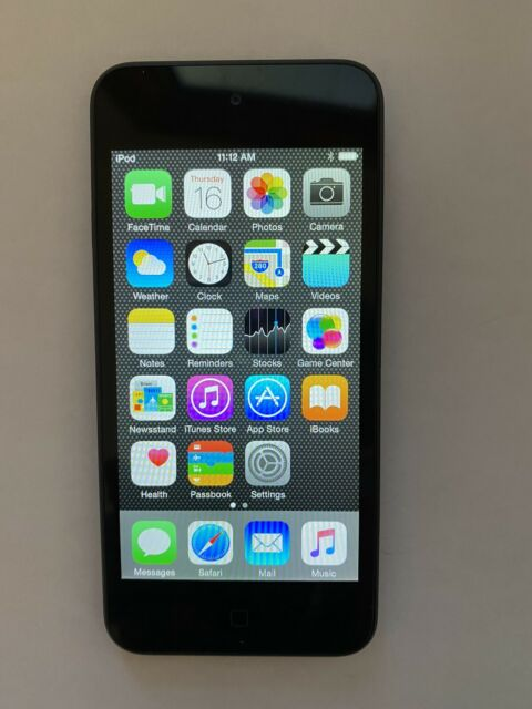 Apple iPod Touch 5th Generation 32gb Pink A1421 for sale ...