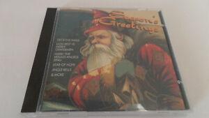Special Music Company - Season's Greetings - 1995 - Vintage CD!