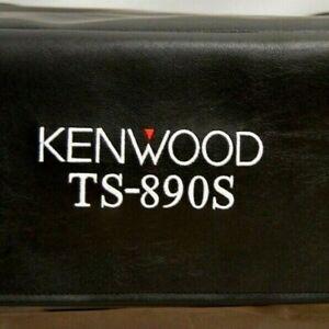Details about Kenwood TS-890S Signature Series Ham Radio Amateur Radio Dust  Cover