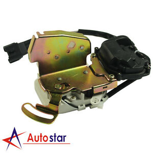 Front Right Door Lock Actuator For Ford Falcon AU BA BF Driver Side BAFF21812A 686494033955