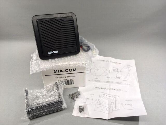 NEW M//A Com LS102824V1-R1A Mobile Communictations Speaker MA Com Macom
